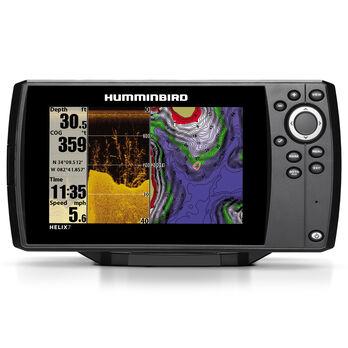 Humminbird Helix 7 DI Fishfinder GPS Combo