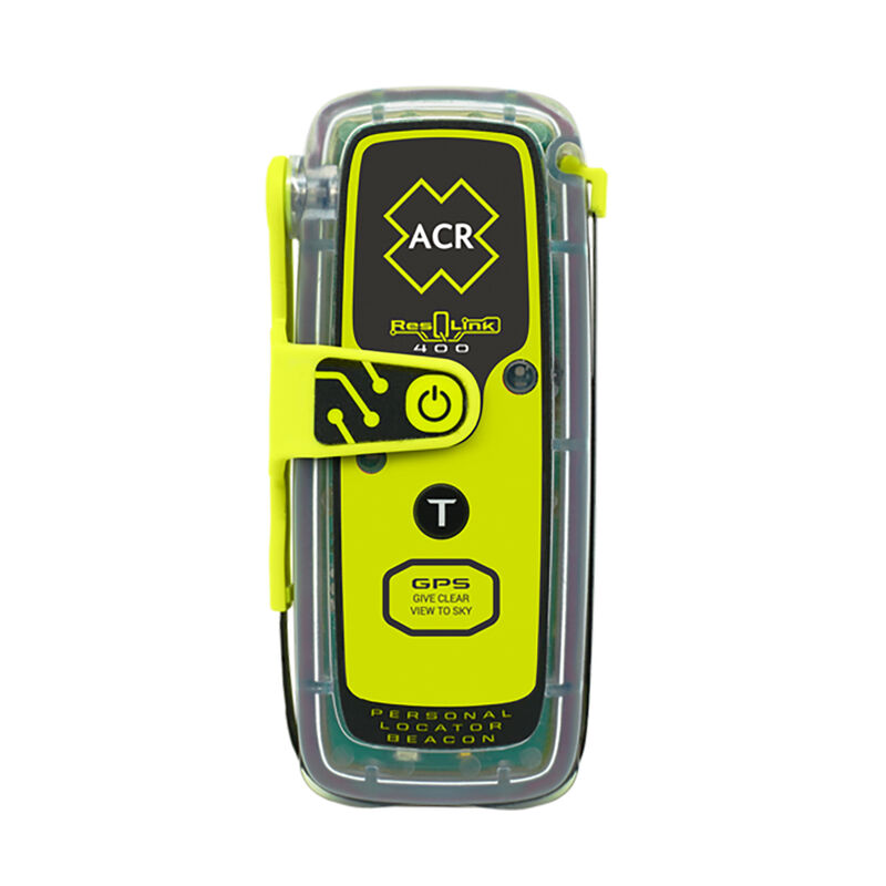 ACR ResQLink 400 Personal Locator Beacon Without Display image number 1