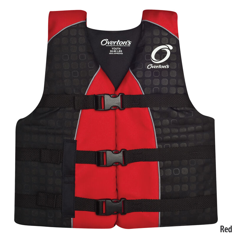 Overton's Youth Nylon Vest image number 8