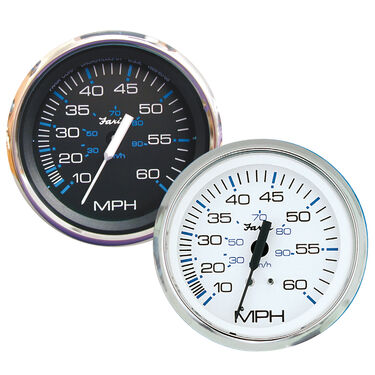 Faria Chesapeake SS Instruments - Speedometer (60 mph)