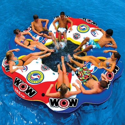 WOW 10-Person Tube A Rama Party Island