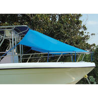 "T-Top Bow Shade, Pacific Blue (6'L x 90""W)"