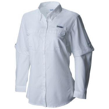 Columbia Women's PFG Lo Drag Long-Sleeve Shirt