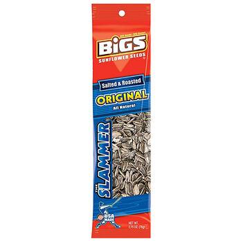 Bigs Original Salted And Roasted Sunflower Seeds, 2.75 oz.