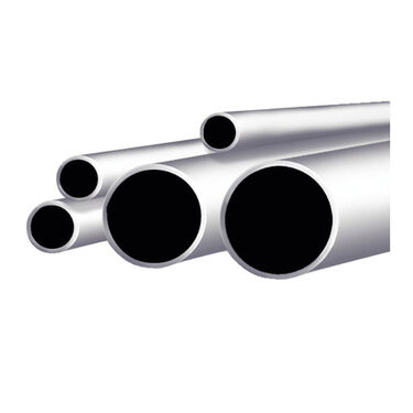 """Taco Stainless Steel Round Tube, 6'L x 7/8"""" OD"""