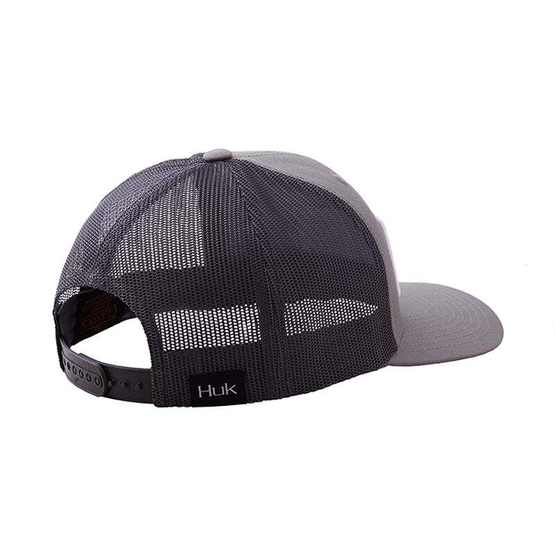 HUK Men's Angler Mesh Hat image number 8