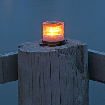 Lake Lite Solar Marine Light
