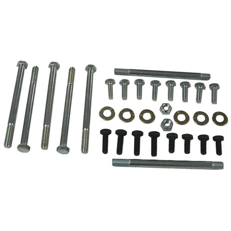 Sierra Hardware Kit With Manifold Bolts, Sierra Part #18-8549 image number 1