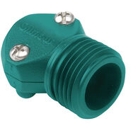 "Gilmour Replacement Male Coupler, 5/8"" To 3/4"" Hose"