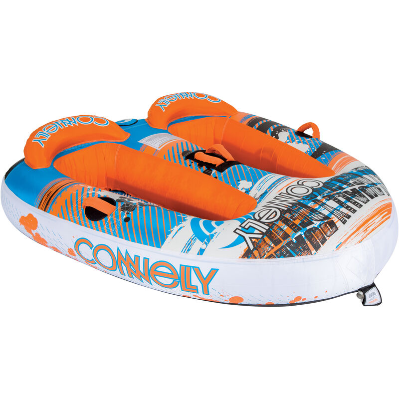 Connelly 2020 Dually Deluxe 2-Person Towable Tube image number 1