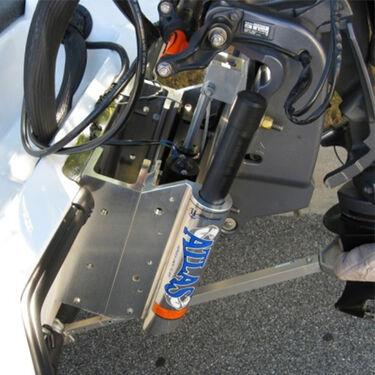 "T-H Marine Atlas Hydraulic Jack Plate with 8"" Setback"