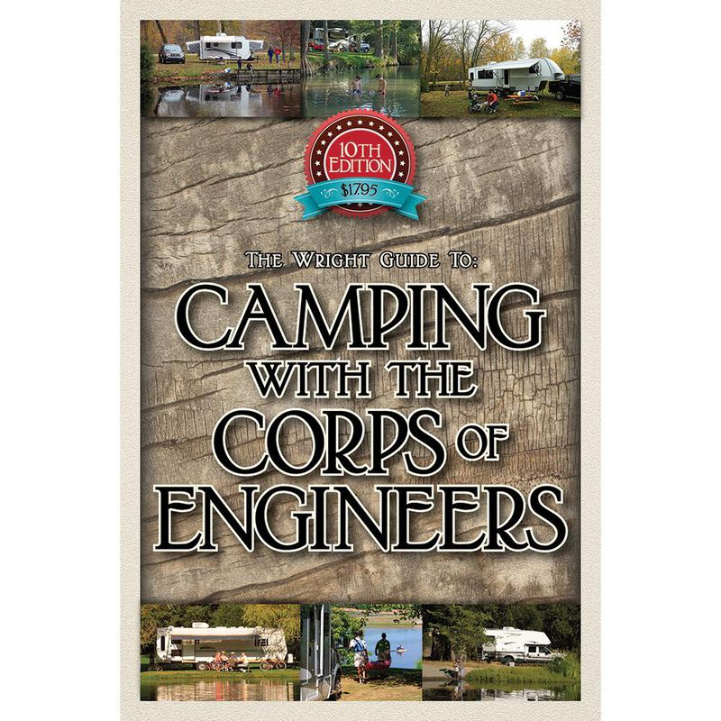 Wright Guide to Camping with the Corps of Engineers, 10th Edition image number 1