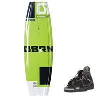 O'Brien System Wakeboard w/ Clutch Bindings