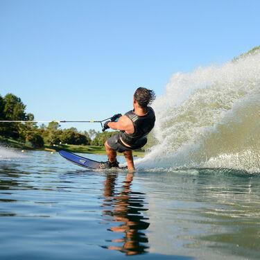 HO Superlite TX Slalom Waterski, Blank