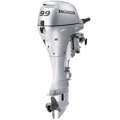 "Honda BF9.9 Portable Outboard Motor, Electric Start, 9.9 HP, 20"" Shaft"