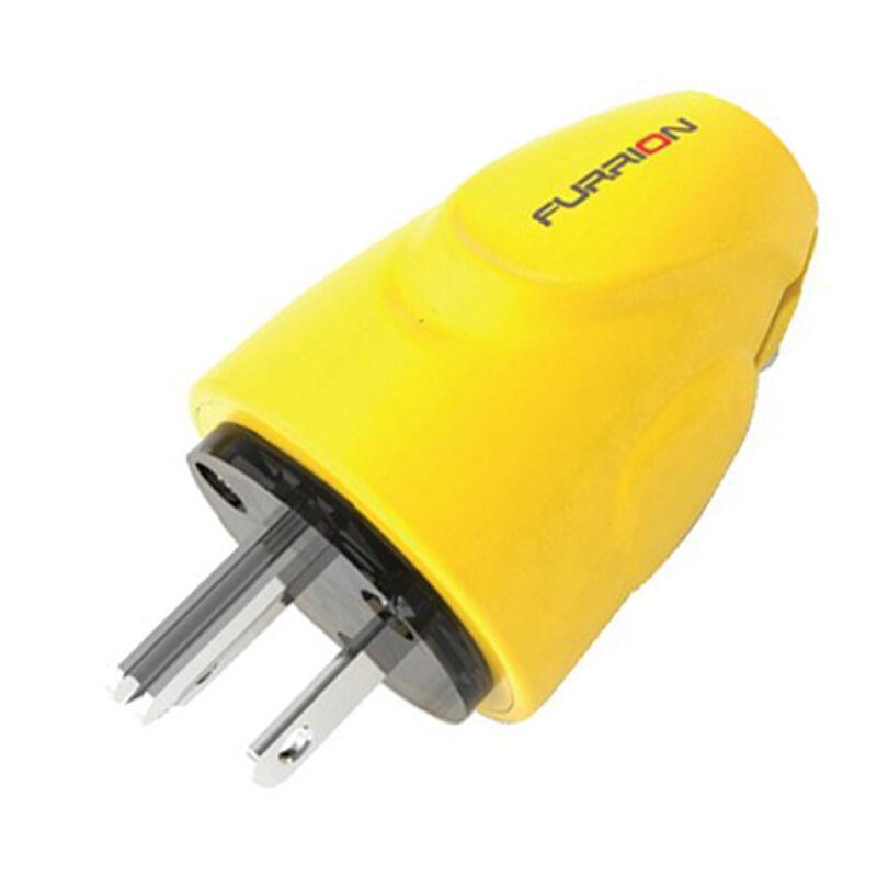 Furrion 15A Male Locking Plug image number 1