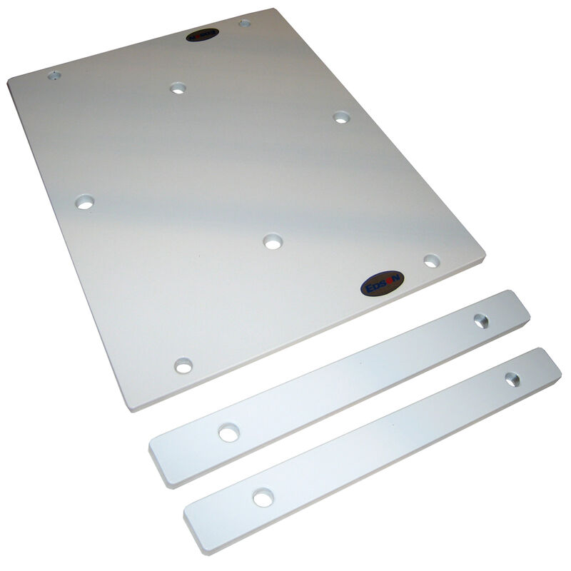 Edson Vision Series Mounting Plate For Simrad HALO Open Array Radar (Hard Top) image number 1