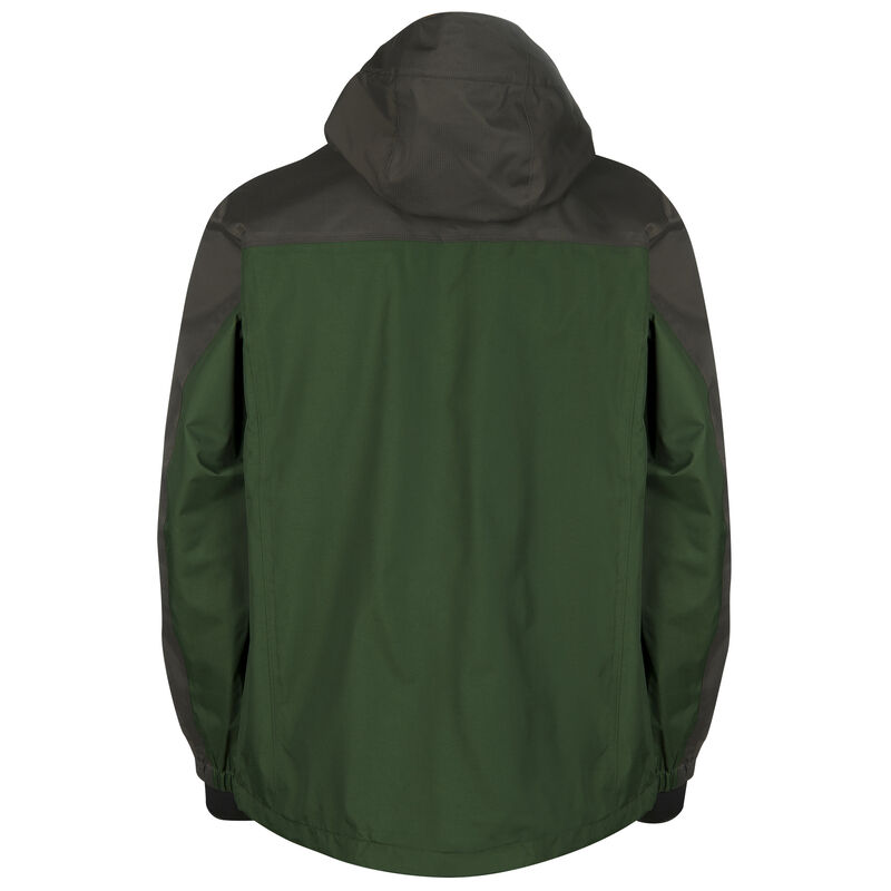 Ultimate Terrain Men's TecH2O Sheltered II Rain Jacket image number 7