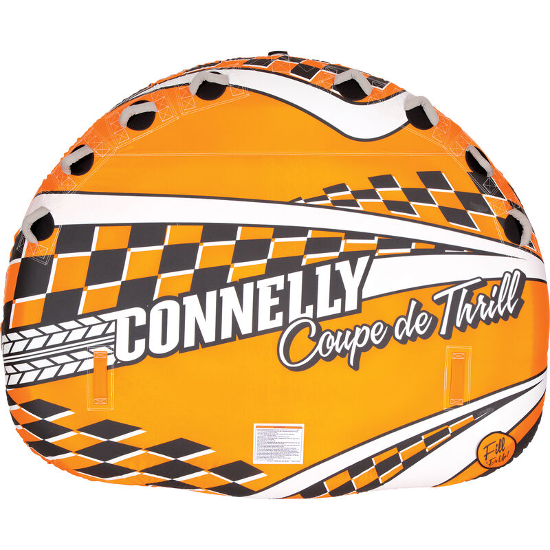 Connelly 2020 Coupe De Thrill 4-Person Towable Tube image number 1
