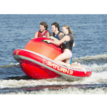 HO Saturn 3-Person Towable Tube