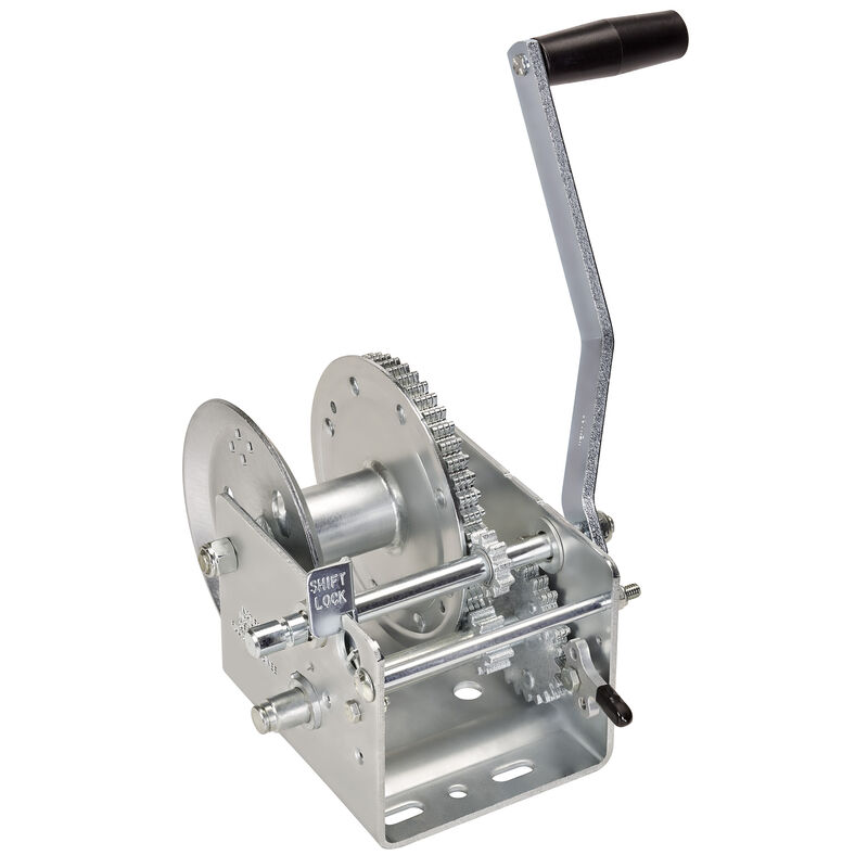 Fulton 3,200-lb. Two-Speed Winch image number 1