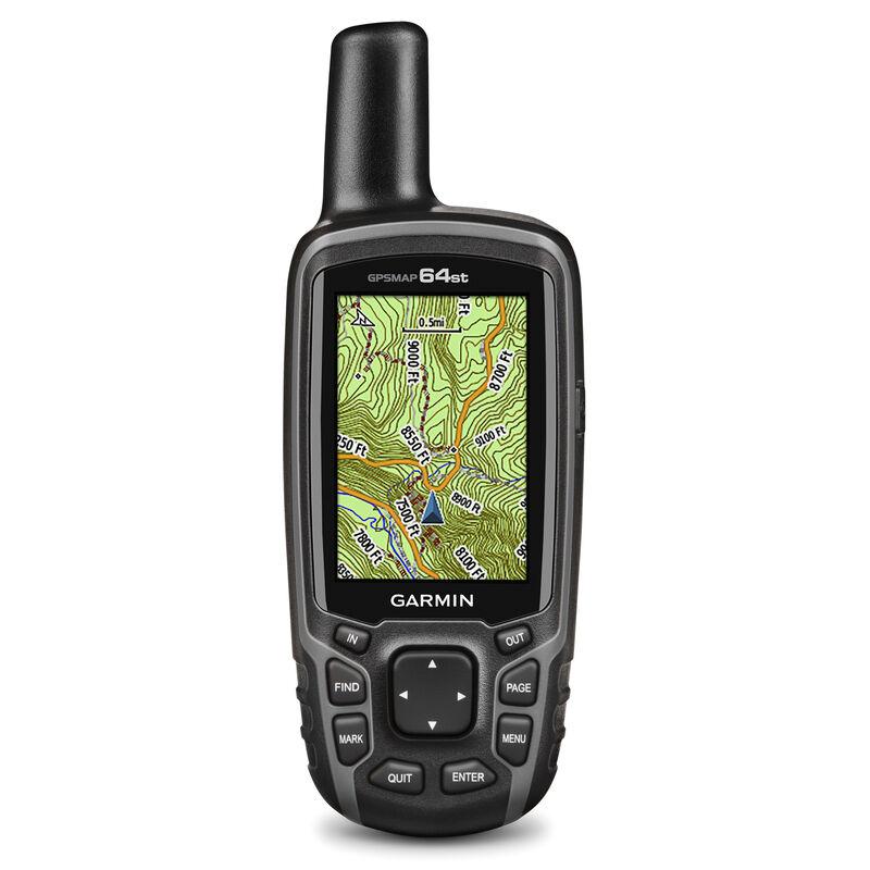Garmin GPSMAP 64st Handheld GPS image number 1