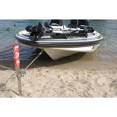 Slide Anchor Large Shore Spike for boats up to 30'