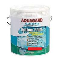 Aquaguard Waterbase Anti-Fouling Bottom Paint, Gallon, Red