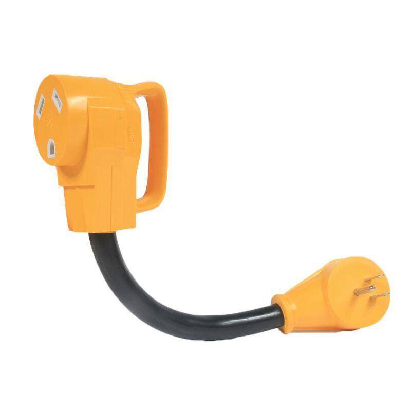 Power Grip Adapter - 15A Male to 30A Female image number 1