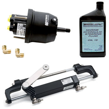 UFlex Hyco 1.0 Front-Mount Outboard Steering System