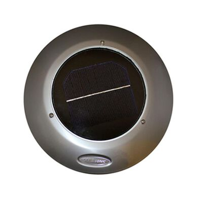 Stainless Steel Bollard Solar Light with EZ Anchor Mounting System