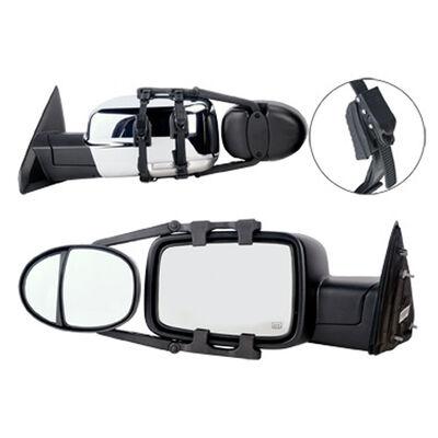 K-Source Universal Dual Lens Towing Mirrors, Pair