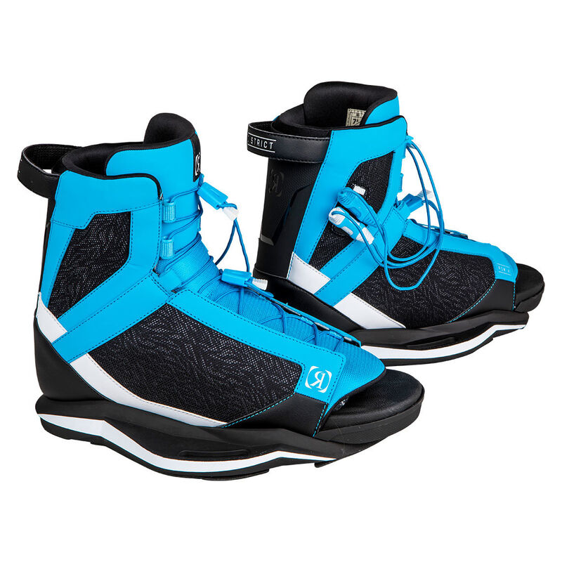 Ronix District Wakeboard Bindings image number 1
