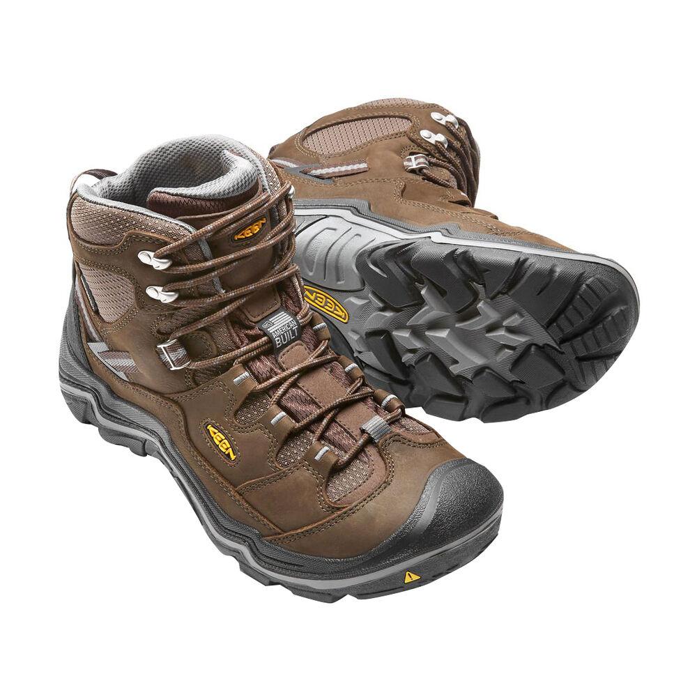 87ff4414d8d KEEN Men's Durand Waterproof Mid Hiking Boot