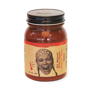 Original Juan Batch #77 Seven Pepper Salsa 15.5oz