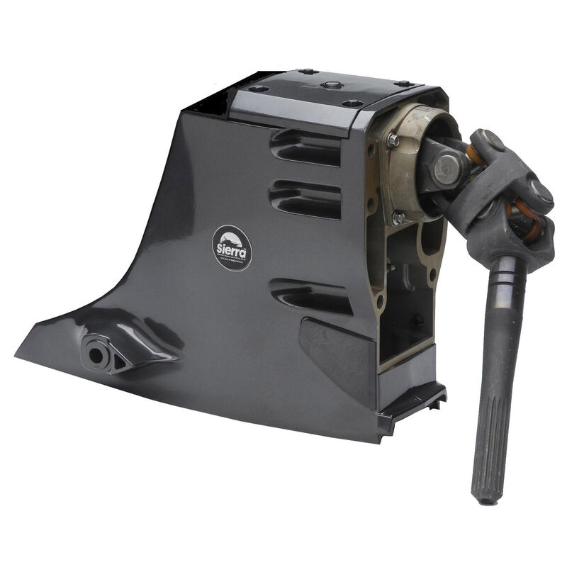 Sierra Complete Upper Gear Housing For OMC Engine, Sierra Part #18-4804 image number 1