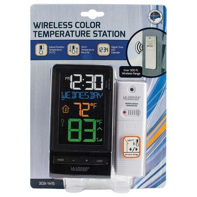 Color Temperature Station