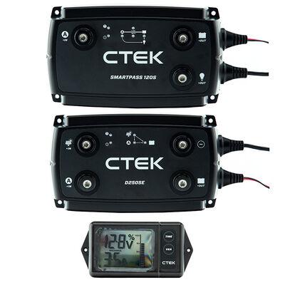 CTEK 120A Off Road Charging System