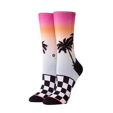 Stance Women's Baecation Crew Socks