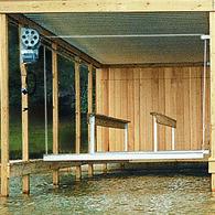 Doozie Boat House Lift Kits
