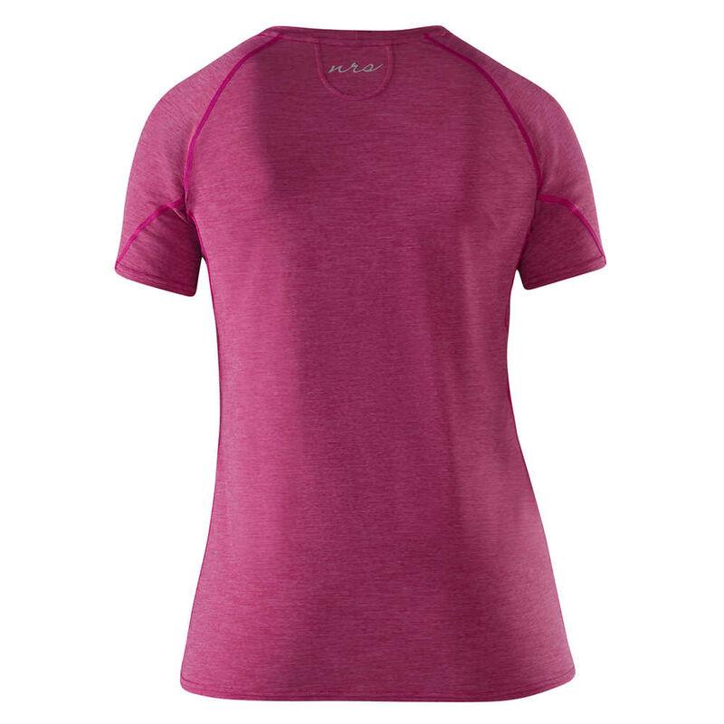 NRS Women's H2Core Silkweight Short-Sleeve Shirt image number 5