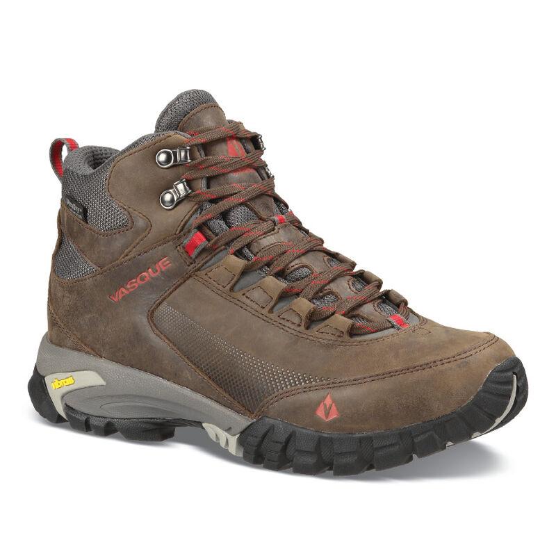 Vasque Men's Talus Trek UltraDry Waterproof Mid Hiking Boot image number 1