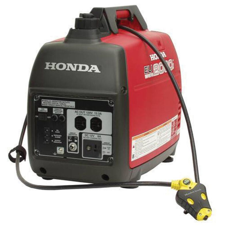 Honda Generator Theft Deterrent Bracket image number 2