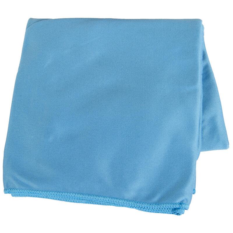 Rock Creek Blue Microfiber Camp Towel, Extra Large image number 2