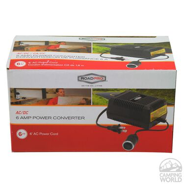 6 Amp Roadpro Power Converter