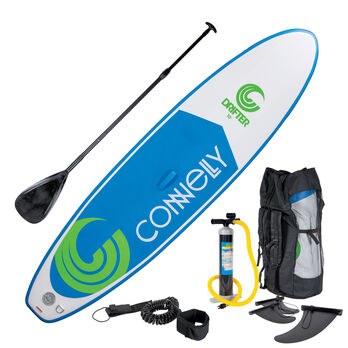 Connelly Drifter 10' Inflatable Stand-Up Paddleboard Package