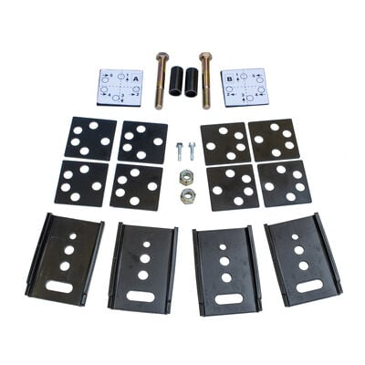 Correct Track Third Generation Correction Alignment Kit For Single Axle