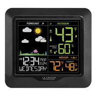 La Crosse Wireless Weather Forecast Station with Atomic Clock