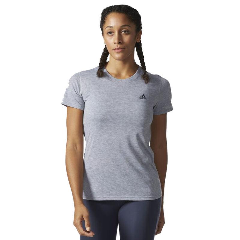 Adidas Women's Ultimate Short-Sleeve Tee image number 1