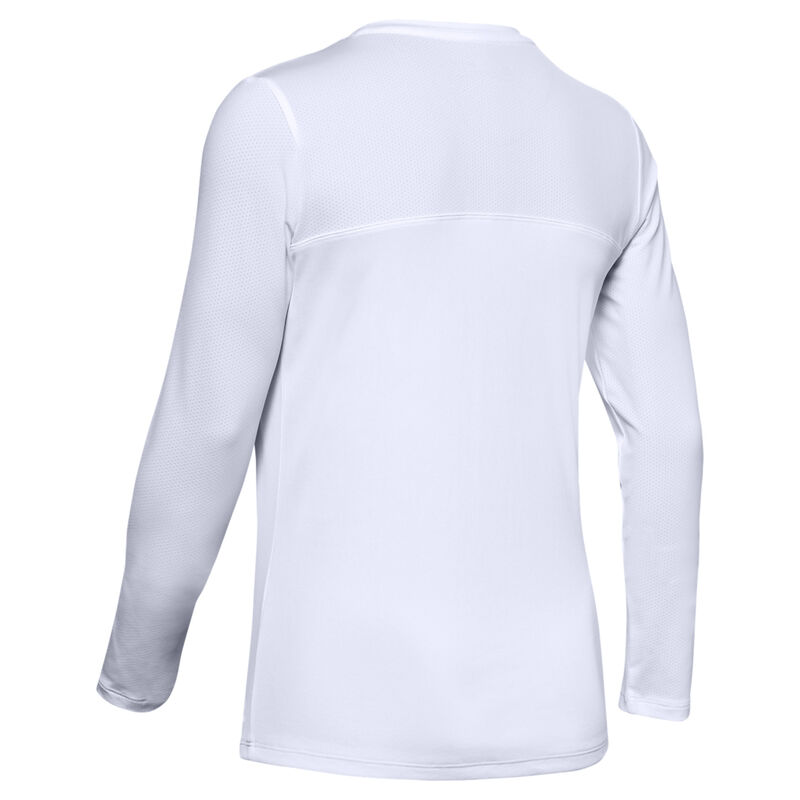 Under Armour Women's Iso-Chill Long-Sleeve Shirt image number 2